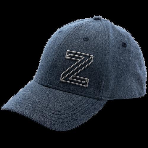 ZYN Fitted Cap - Blue
