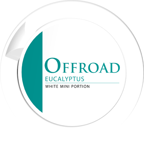 Offroad Eucalyptus White Portion Mini