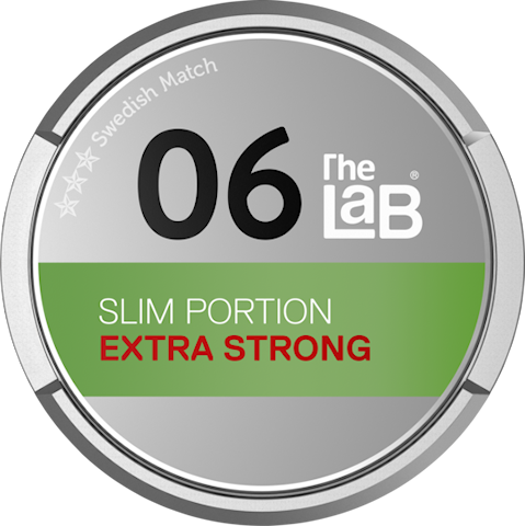 The Lab 06 Slim Portion Extra Strong