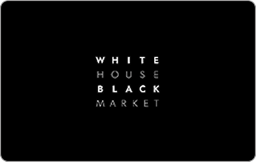 E-Gift Card: White House Black Market $50