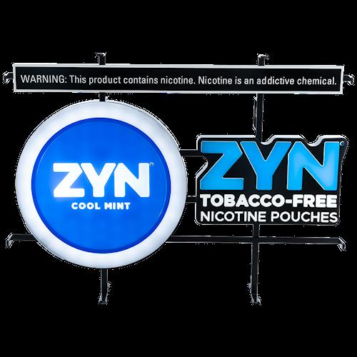 ZYN Neon Sign