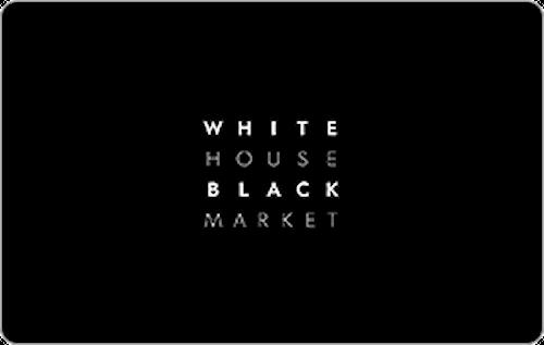 E-Gift Card: White House Black Market $25