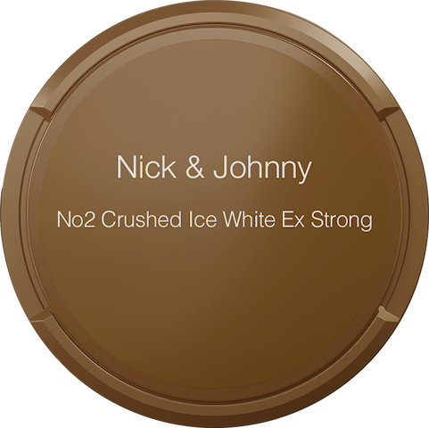 Nick & Johnny No2 Crushed Ice White Ex Strong.png
