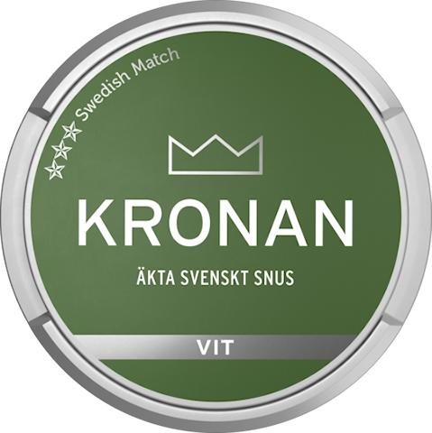 Kronan Vit Portion