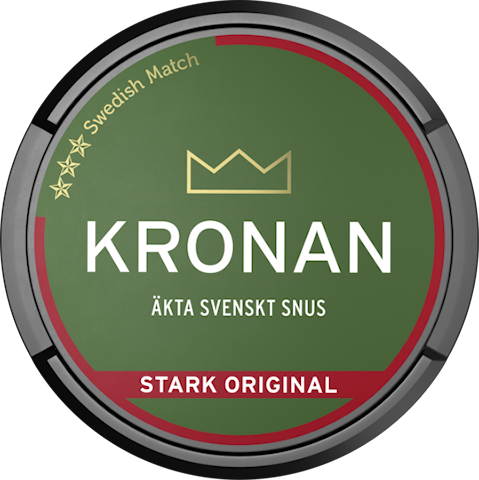 Kronan Original Portion Stark