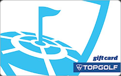 E-Gift Card: Topgolf $50