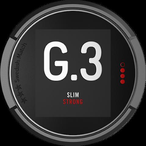 G.3 Slim Portion Strong