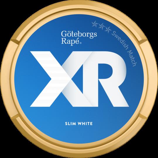 Snus Göteborgs Rapé Lingon White Portionssnus