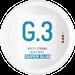 G.3 Blue Mint Super Slim White Portion Strong