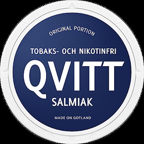 Qvitt Salmiak