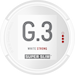 G.3 Super Slim White Portion Strong