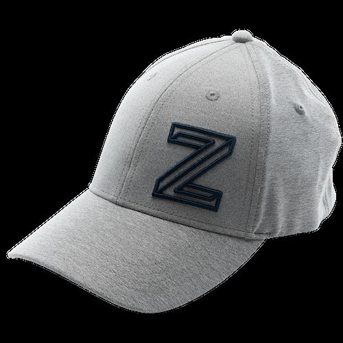 ZYN Fitted Cap - Grey