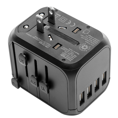 iXever International Power Adapter