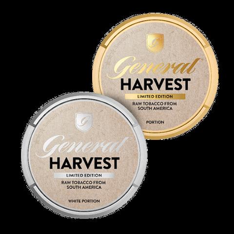 General Harvest Mixpaket