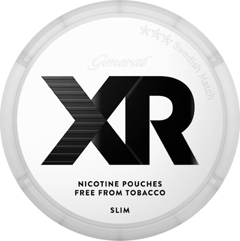 XR Free From Tobacco Nicotine Pouches