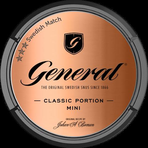 General Original Mini
