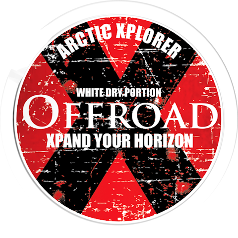Offroad X White Dry Portion Super Strong