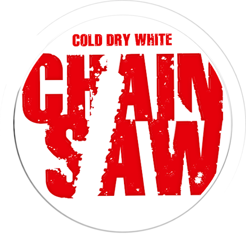 Chainsaw Cold Dry White Portion Super Strong
