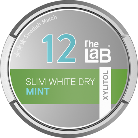 The Lab 12 Mint White Dry