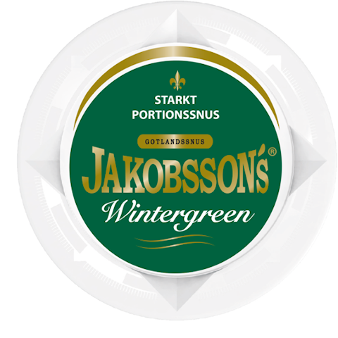 Jakobsson's Wintergreen