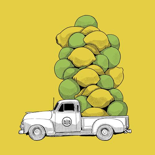 ZYN Citrus T-Shirt