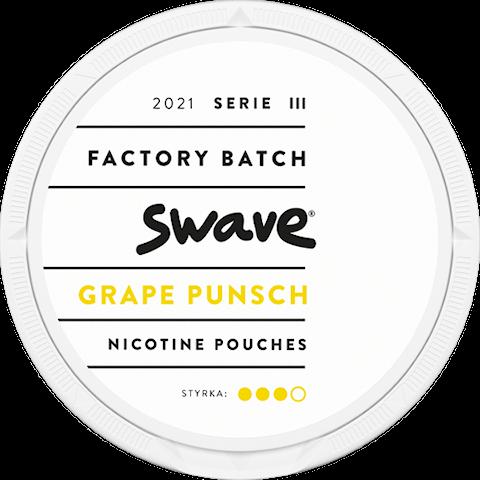 Swave Factory Batch III: Grape Punsch