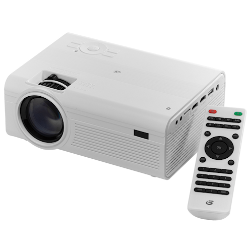 GPX Mini Home Theater Projector