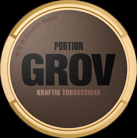 Grov Original Portion - Senaste produktionen