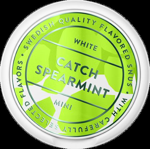 Catch Spearmint White Mini