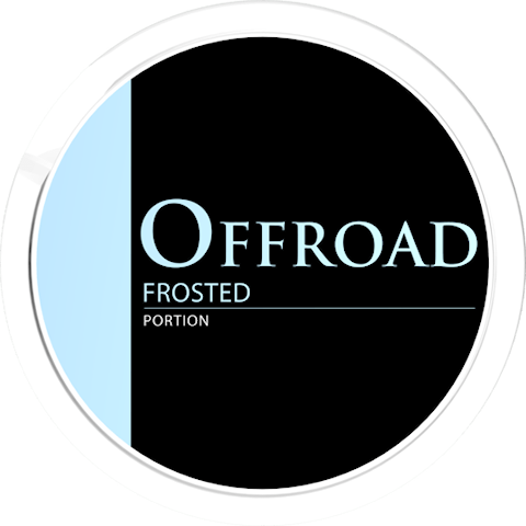 Offroad Frosted Original Portion